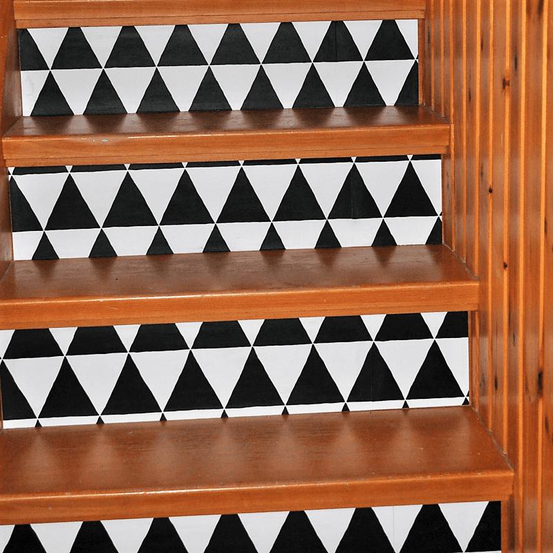 Trap geometrisch