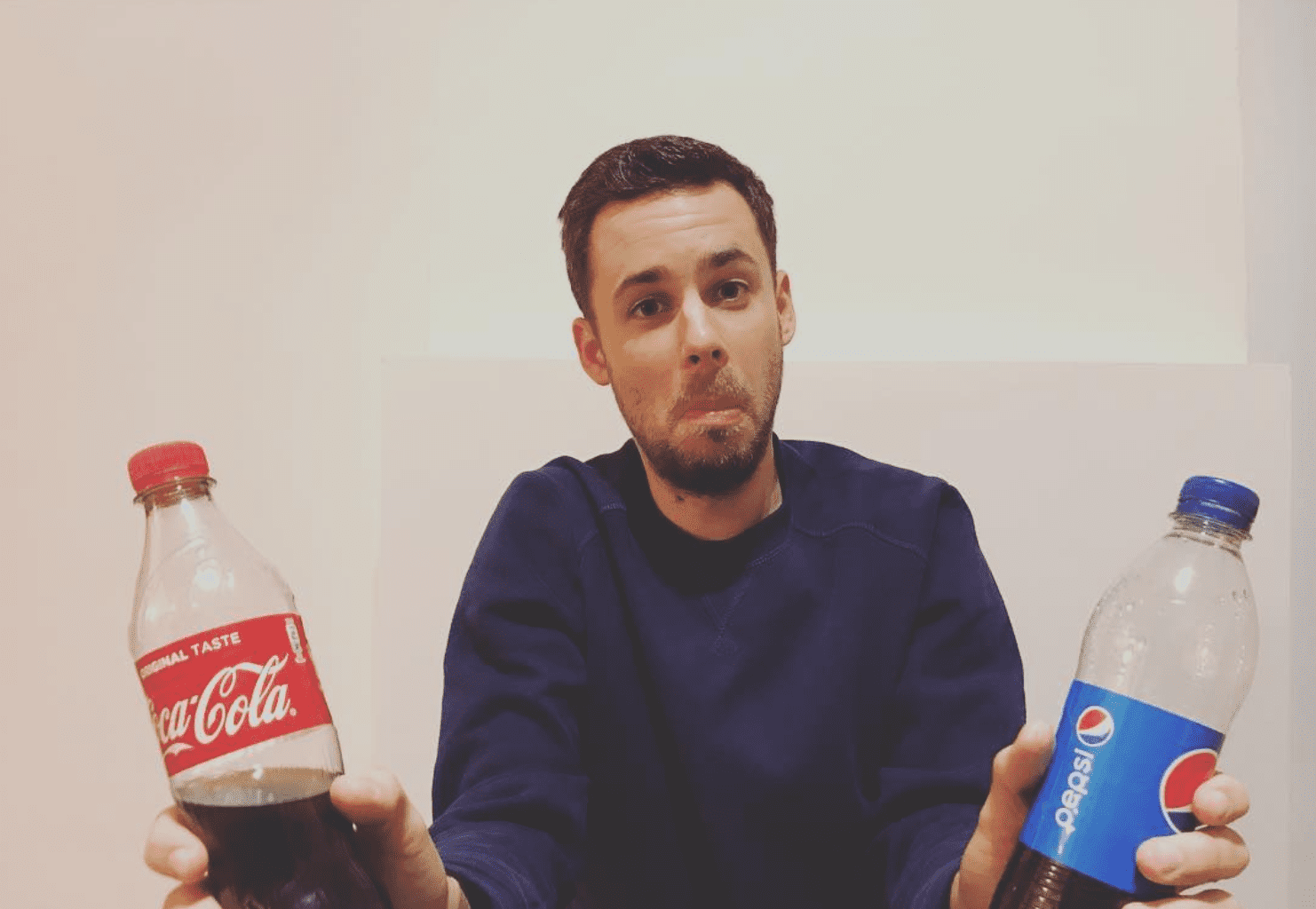 Tobias Coca Cola VS Pepsi