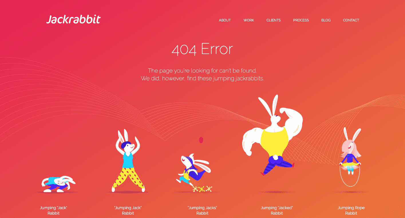 404 pagina not found jackrabbit